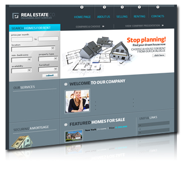 pellmann gmbh hannover, real estate, homepagegestaltung, webdesign