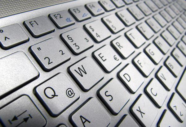 Webseite selbst verwalten, tastatur, bild