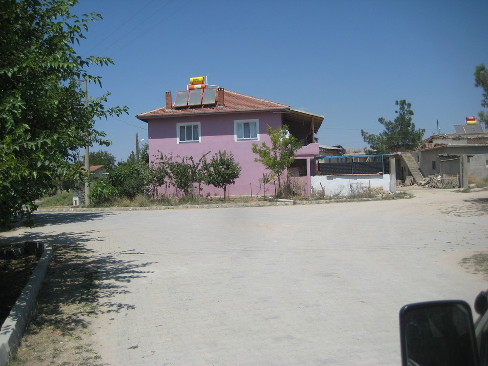 Muhterm Öztürkün evi
