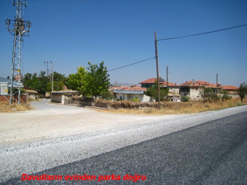 Ataköy Baklan Şoseden Parka