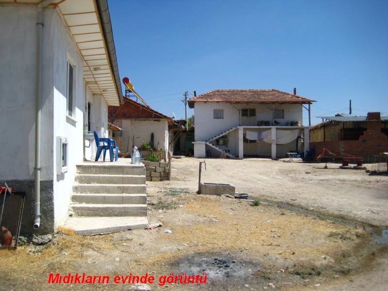 Ataköy Baklan Mıdıkların evleri