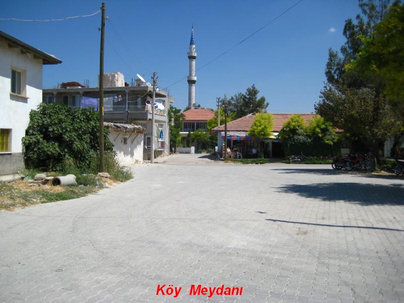 Ataköy- Baklan Köy Meydanı