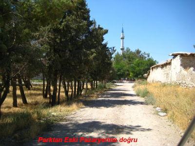 Ataköy Parkın Kuzeyindeki yol