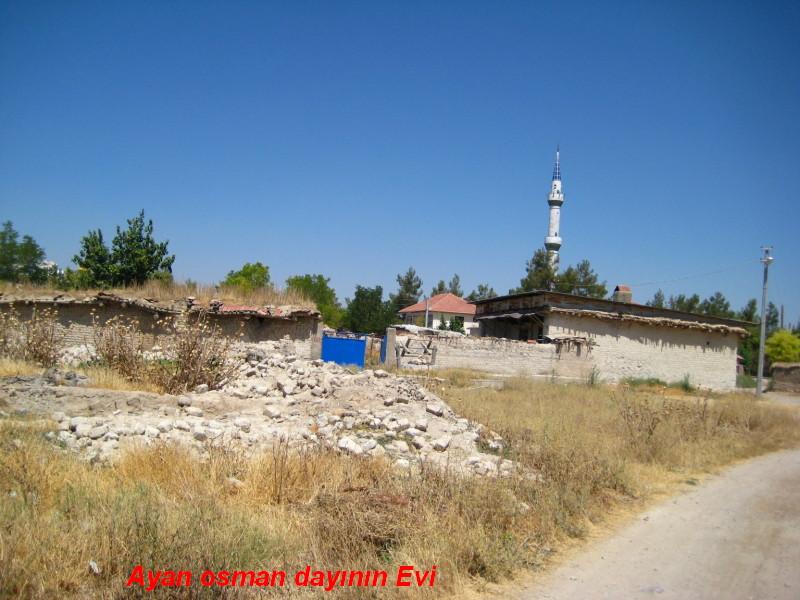 Ataköy Aziz demirelin oradan ayan Osmanın eve doğru
