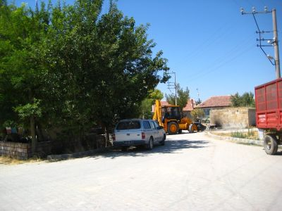 Ataköy de Eski Pazar yeri