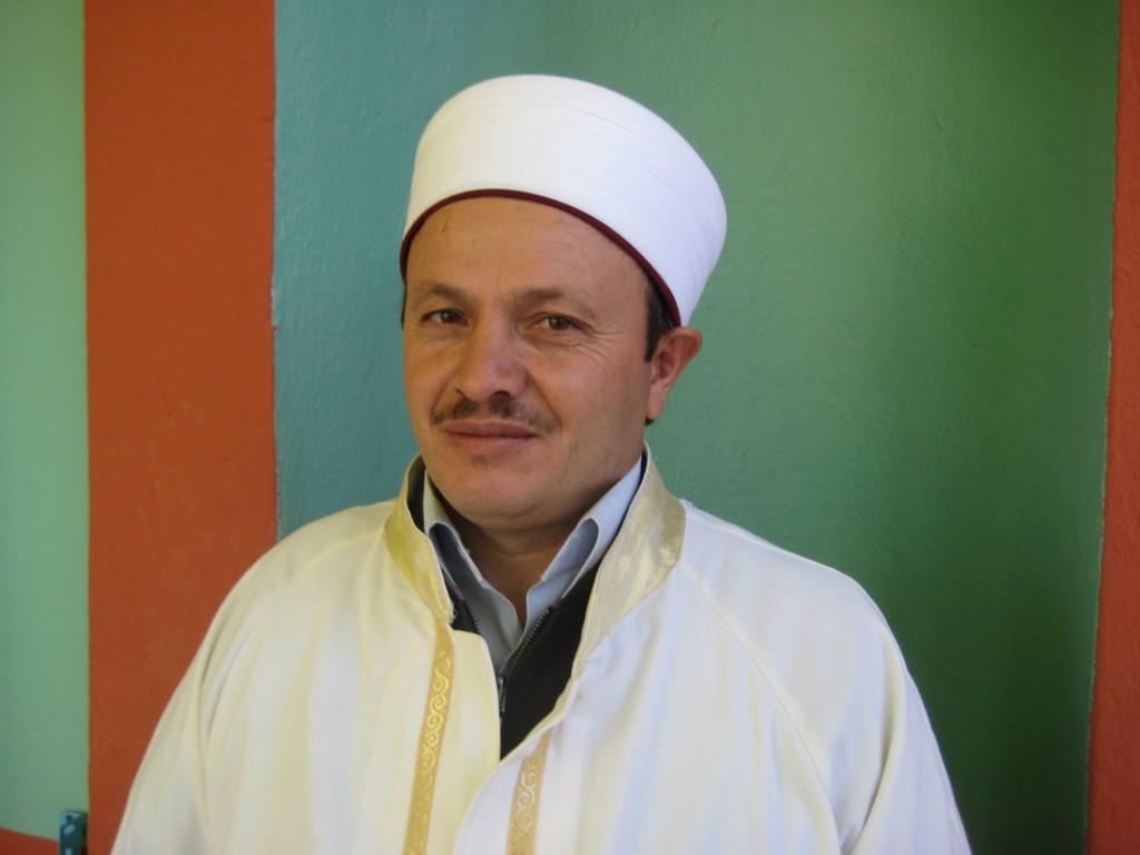 Ataköy imamı Rıdvan yaman