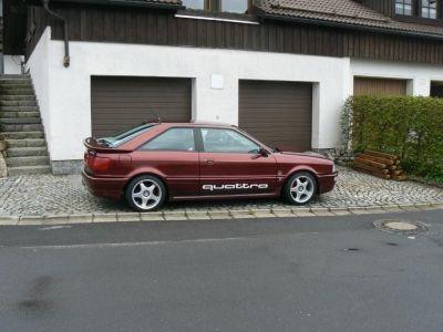 Audi Mafia Gastfahrzeuge