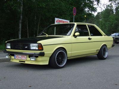 Audi Mafia Eigene Fahrzeuge