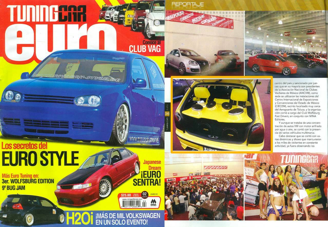 Speed Xtreme Autos En Revistas