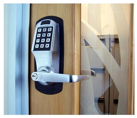 automatic door locks The only connected smart lock system that gives you complete access and control of your doors in your business, home or rental property.