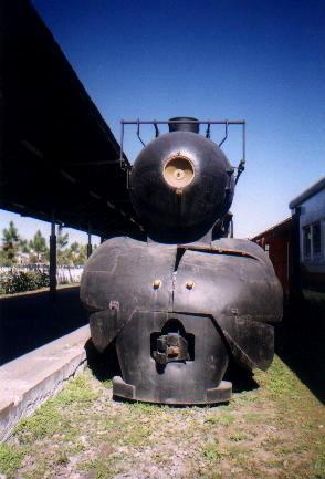 """Locomotora """"Argentina"""""""