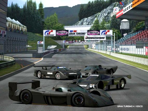 Gran Turismo 4 Autos Ocultos