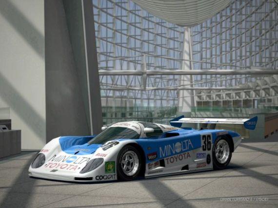Gran Turismo 4 Toyota 88c V Minolta