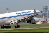 Il-96-300 de Domodedovo Airlines