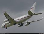 Il-96-300 del gobierno ruso