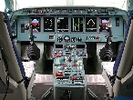 Be-200CHS cockpit