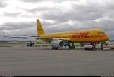 Tu-204C al uso de DHL