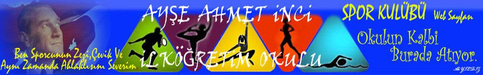İkinci web sayfam  değiştirilmiş hali www.ayseahmetinci.tr.gg