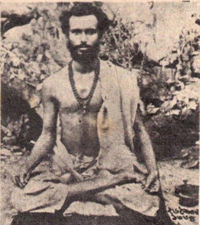 Brahmachari Swarupananda