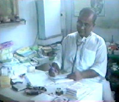 DR JUGAL KISHORE BRAHMACHARI