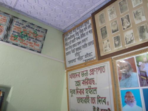 Wall Framng at Kusthalia