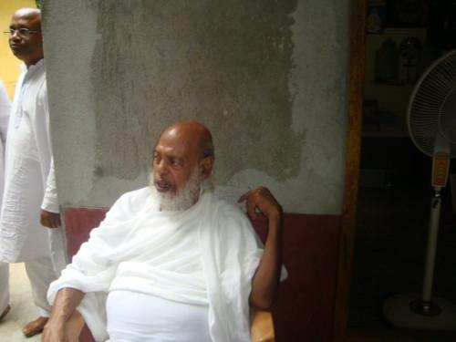 Swamiji Atmanand Brahmachari