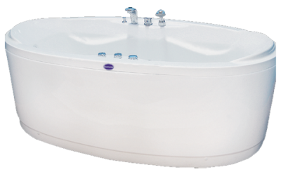 Badeinrichtung badewannen whirlpool eckbadewannen kreabad sanit r spa duschkabinen - Eckbadewannen whirlpool ...