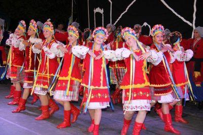 sitio ucranio baile en Móstoles