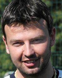 Adam Karpinski, Trainer der 2. Mannschaft