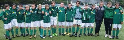 Adler Frintrop D1 Jugend am 27.09.2010