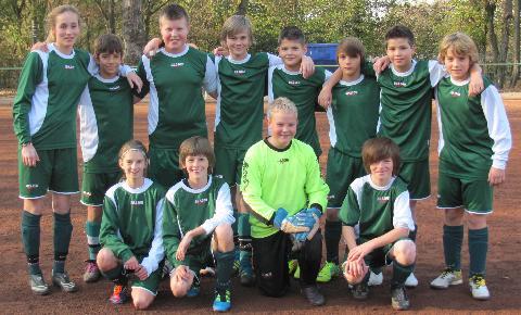 Adler Frintrop D1 Junioren am 19.11.2011