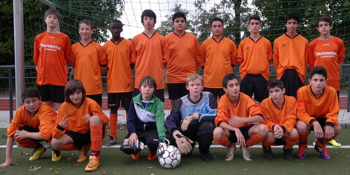 C1-Junioren am 05.10.2011