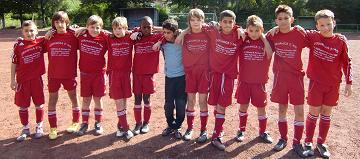 Ballfreunde Bergeborbeck D1 Junioren am 11.09.2010