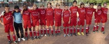 Ballfreunde Bergeborbeck D1 Jugend am 22.09.2010