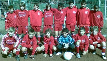 Ballfreunde Bergeborbeck D1 Jugend am 25.09.2010