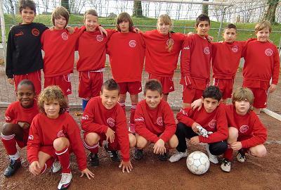 Ballfreunde Bergeborbeck D1 Junioren am 06.11.2010