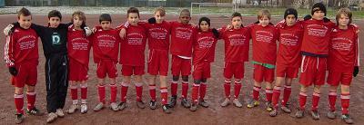 Ballfreunde Bergeborbeck D1 Junioren am 27.11.2010
