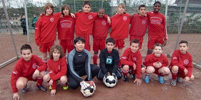 Ballfreunde Bergeborbeck D1 Junioren am 15.01.2011