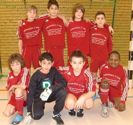 Ballfreunde Bergeborbeck D1 Jugend am 05.02.2011