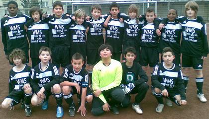 Ballfreunde Bergeborbeck D1 Junioren am 19.02.2011