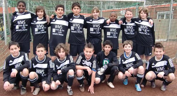 Ballfreunde D1 am 05.03.2011