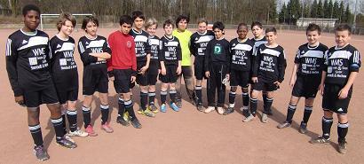 Ballfreunde Bergeborbeck D1 Junioren am 12.03.2011
