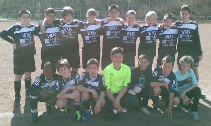 Ballfreunde Bergeborbeck D1 Junioren am 02.04.2011