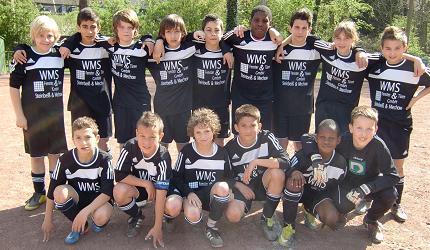 Ballfreunde Bergeborbeck D1 Jugend am 09.04.2011