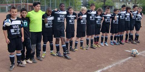 Ballfreunde Bergeborbeck D1 Jugend am 16.04.2011