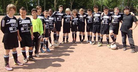 Ballfreunde Bergeborbeck D1 Jugend am 07.05.2011