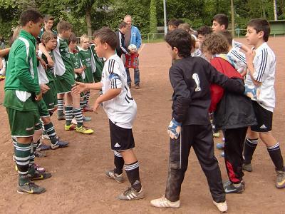 Ballfreunde D1 gegen Adler D3 am 14.05.2011