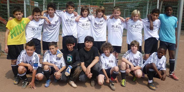 Ballfreunde D1 am 21.05.2011