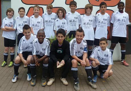 Ballfreunde Bergeborbeck D1 Jugend am 28.05.2011