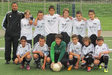 Ballfreunde D1 am 04.09.2011